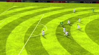 FIFA 14 iPhone/iPad - Iran vs. Nigeria