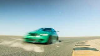 Falken Tire: Drifting a Supercharged BMW M3