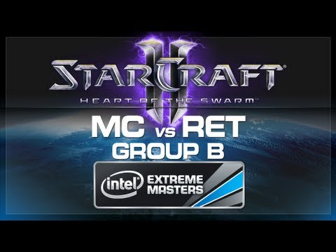 MC vs Ret - SC2 (Group B) - IEM World Championship 2013
