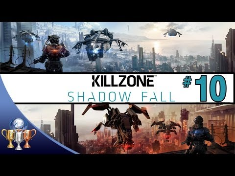 Killzone Shadow Fall - Chapter10 The Savior - Walkthrough Part 10 (PS4 1080p) Final Chapter