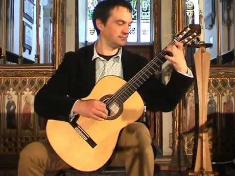 Andres Segovia - Segovia Study No 13