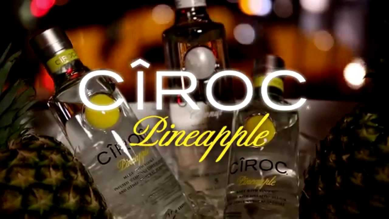 Ciroc Pineapple Logo Ciroc Pineapple Launch Party