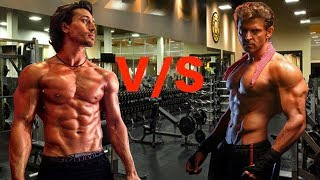 Tiger Shroff v/s Hrithik Roshan Gym Workout for his new Movie | Who Has The Best Body