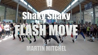 Daddy Yankee - Shaky Shaky Flash Move By Martin Mitchel