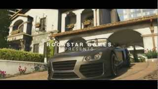 Grand Theft Auto V - Official Trailer #2 HD