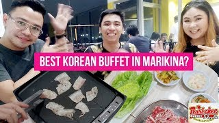 Best Eat all You Can Korean Buffet in Marikina? Pearl Chee Korean Restaurant