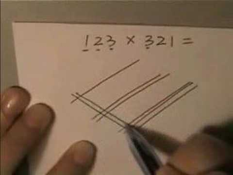 Thumbnail of video How do japanese multiply??