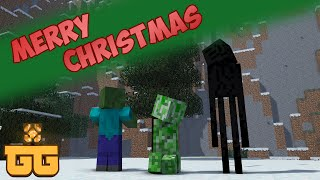 Monster School - MERRY CHRISTMAS! [Minecraft Animation]