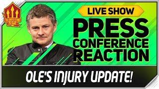 Solskjaer Press Conference Reaction! Chelsea vs Manchester United | Man Utd News