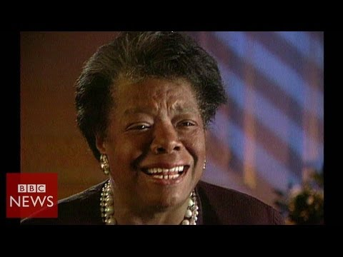 Maya Angelou interview on HARDtalk - BBC News