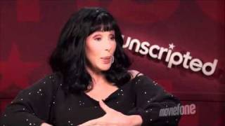 CHER - Burlesque Unscripted Interview (18.11.2010)