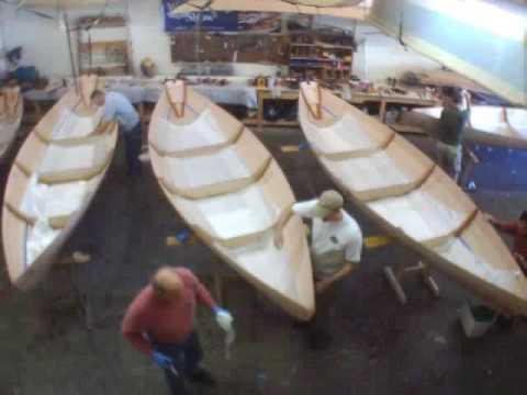 Building Northeaster Dories at Chesapeake Light Craft: Stitch & Glue Boatbuilding