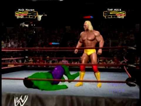 Wwe hulk hogan vs ric flair - e