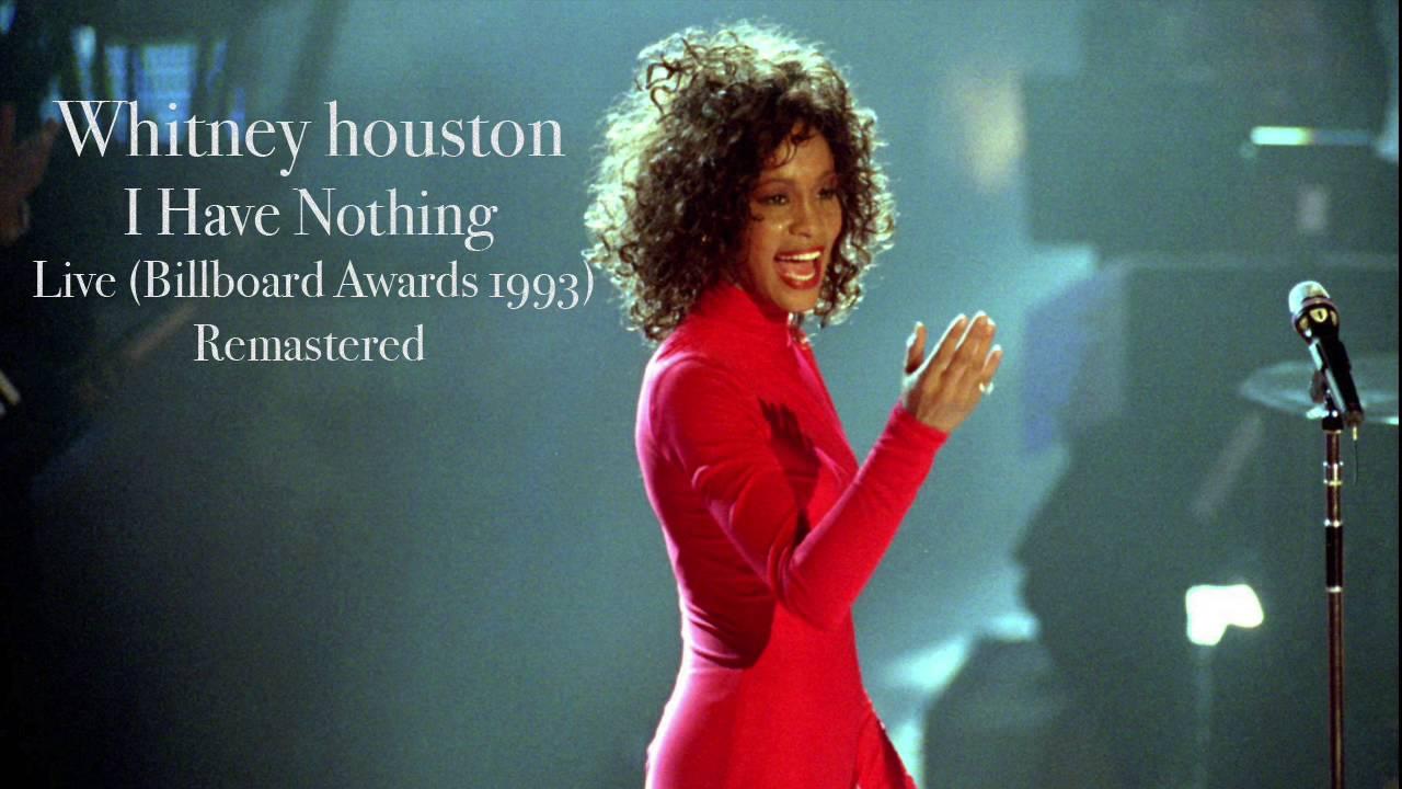 Whitney houston tot