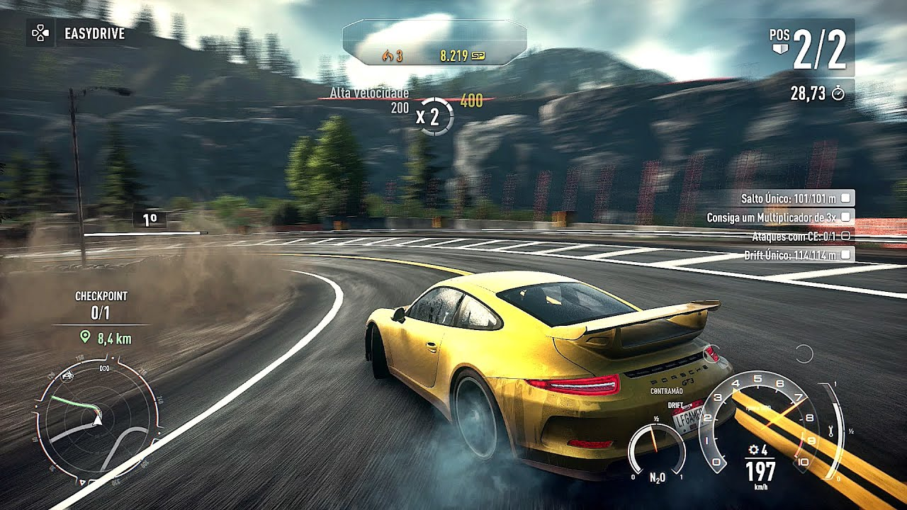 need for speed rivals porsche 911 gt3 01 playstation 4 ps4 porsche vs ferrari youtube. Black Bedroom Furniture Sets. Home Design Ideas