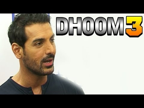 Dhoom 3 - John Abraham talks about the movie | Bollywood News...