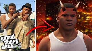 FRANKLIN gets sent to HELL (GTA 5 Mods)