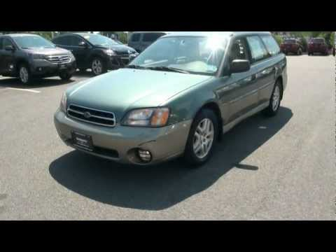 2001 Subaru Legacy Outback 2.5 Wagon AWD