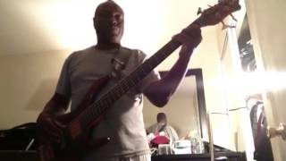 lee williams { come see about me } BASS COVER by Louis Jones