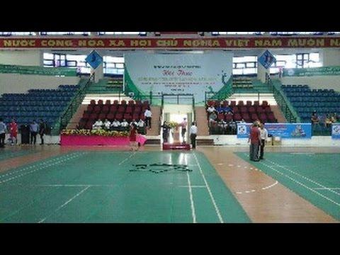 Lễ khai mạc Hội thao Khu vực 1 – Yên Bái (clip 1)