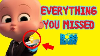The Boss Baby Easter Eggs   Everything You Missed.