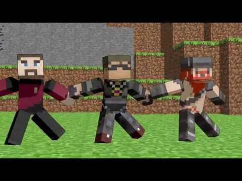 [MMD] Minecraft Models (Sky, Xephos, Honeydew) + DL