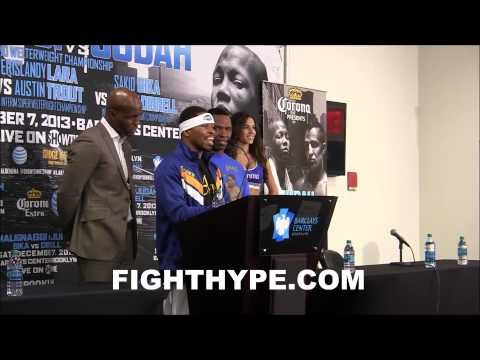 SHAWN PORTER ON WIN OVER DEVON ALEXANDER WE MADE THE FIGHT EASYWE PROVED A LOT