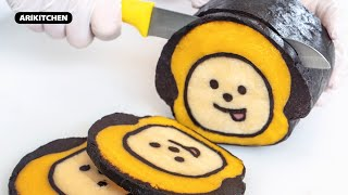 How to make BTS's Chimmy cookies  - Ari Kitchen
