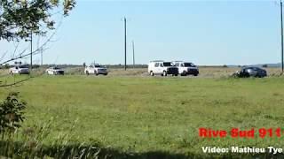 Face à Face moto vs auto à Marieville