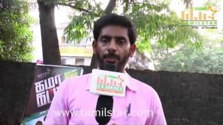 Ramki Ramakrishkan At Kamar Kattu Team Interview