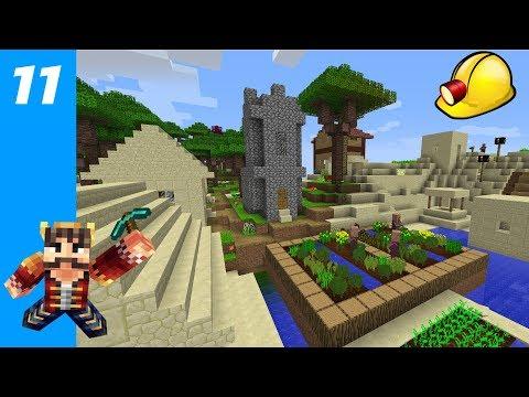 11 - Répa hadművelet - Minecraft Modpack 1.12.2 - Magyarul