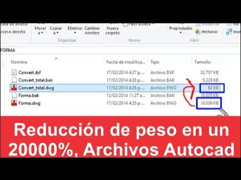 Bajar de peso archivo de autocad limpiar archivo autocad for Archivos de cad