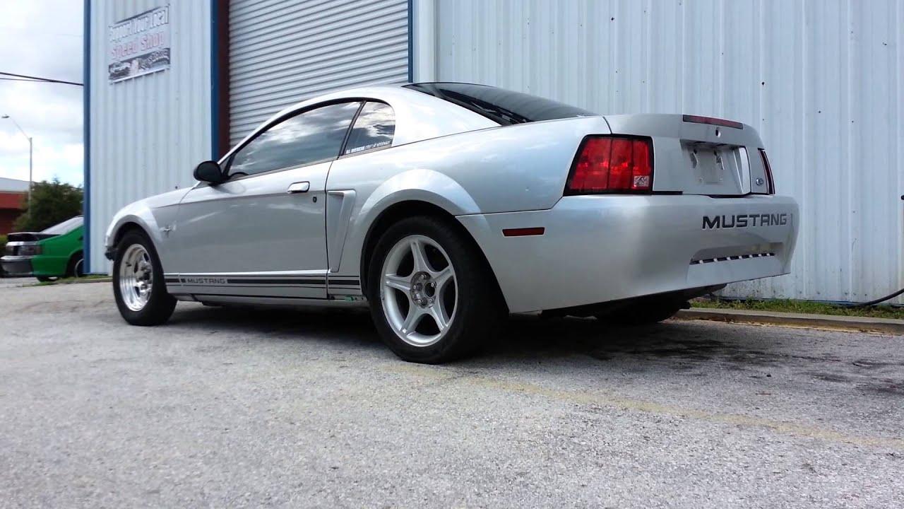 2001 Mustang V6 Single Turbo Idle Clip