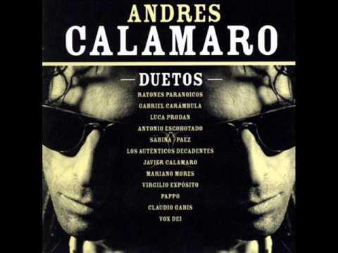 Andres Calamaro - Hacer El Tonto