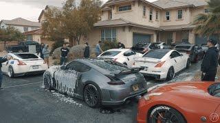SQUAD CAR WASH GOALS x ZOCIETY