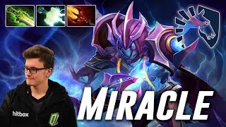 Miracle Arc Warden ZET | Dota 2 Pro Gameplay