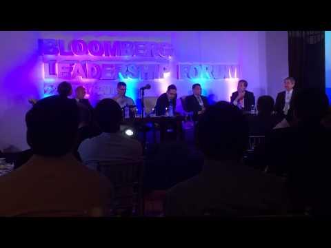 World Economic Forum 2014 Bloomberg Leadership Philippines Peninsula Manila by HourPhilippines.com