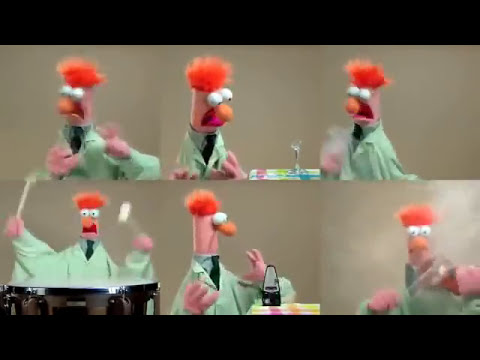 Los Muppets: Ode To Joy