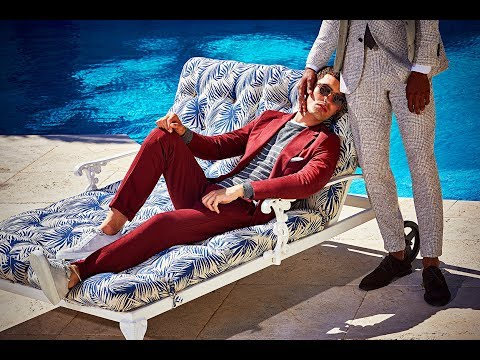Suitsupply Spring Summer 2018 Campaign