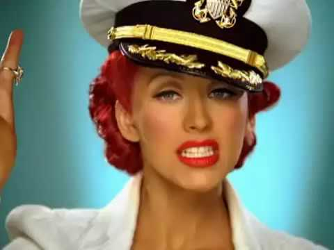 Christina Aguilera   Candyman Official Music Video