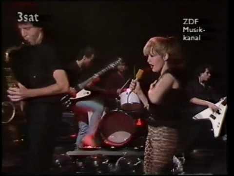 Blue Angel (cyndi Lauper) - Maybe He'll Know - German Tv (1980) video