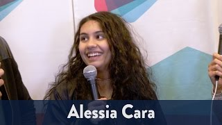 Backstage with Alessia Cara at Jingle Ball 2016! | KiddNation