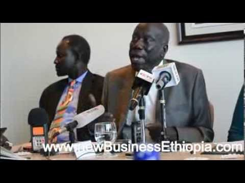 Salva Kiir's administration favors Khartoum says South Sudan opposition army leader