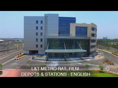 Hyderabad Metro Rail - A film- English