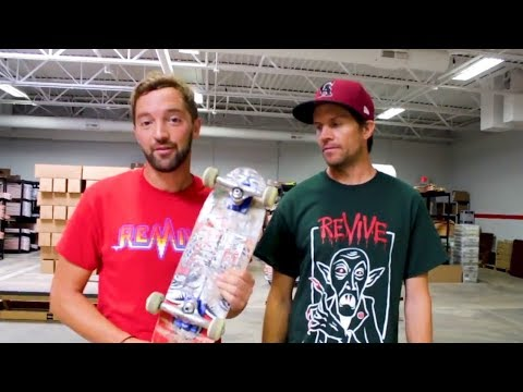 Game of Mini Board SKATE / Andy Schrock vs Doug Des Autels