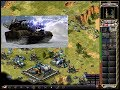 Red Alert 2 Russia vs 7 Brutal enemy - Tesla tank upgrade
