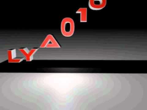 Cinema 4D Falling Text Intro