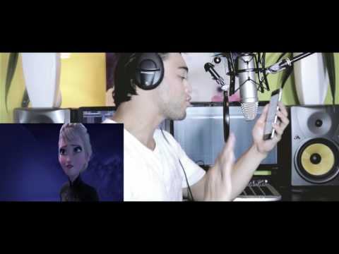 Let It Go Done By A RAPPER! | Kast Away Remix