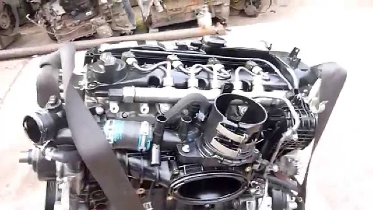 Mercedes Sprinter Quot 651 Quot Engine 2010 Youtube