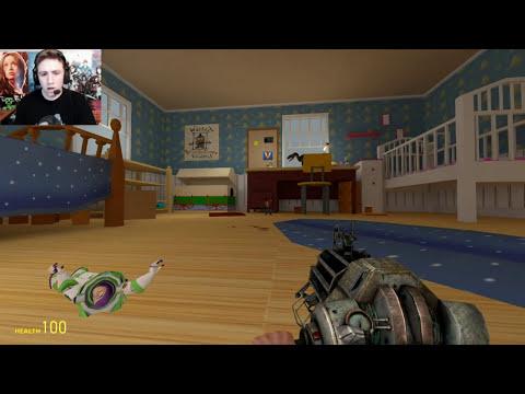 Gmod BUZZ LIGHTYEAR Toy Story Mod! (Garry's Mod)
